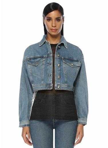 Versace Jeans Ceket İndigo